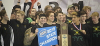 St. X Claims their 31st Swim State Championship